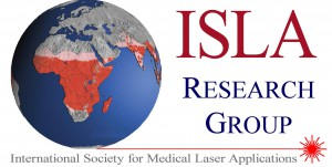 1) logo isla research
